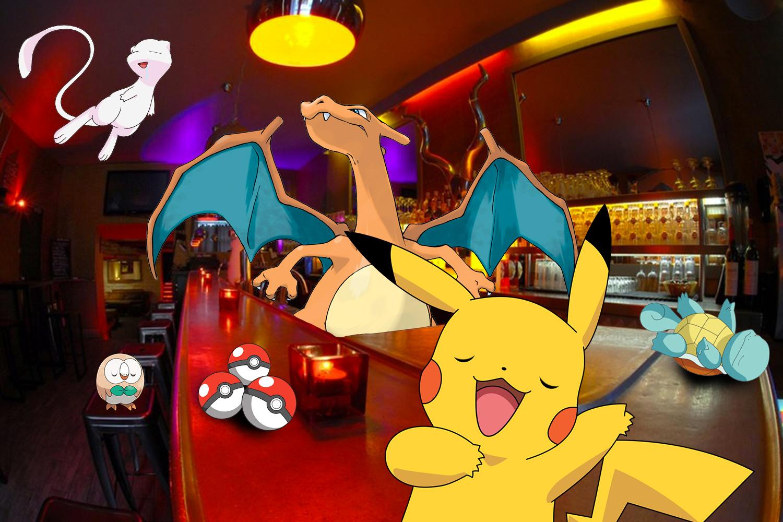 Top des bars à réserver pour capturer des Pokémon