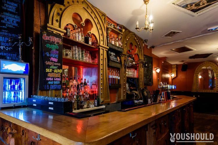 La Maizon Bar - Top des bars à réserver pour la finale de l'Euro