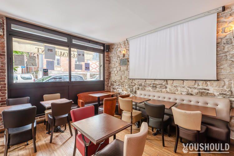 Café de l'Ermitage - Organiser son anniversaire entre 25 et 35 ans