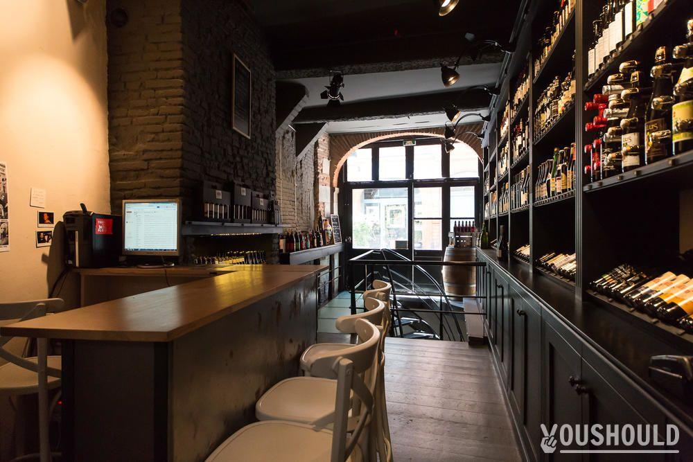 Photo du bar à réserver ou privatiser Le Salmanazar