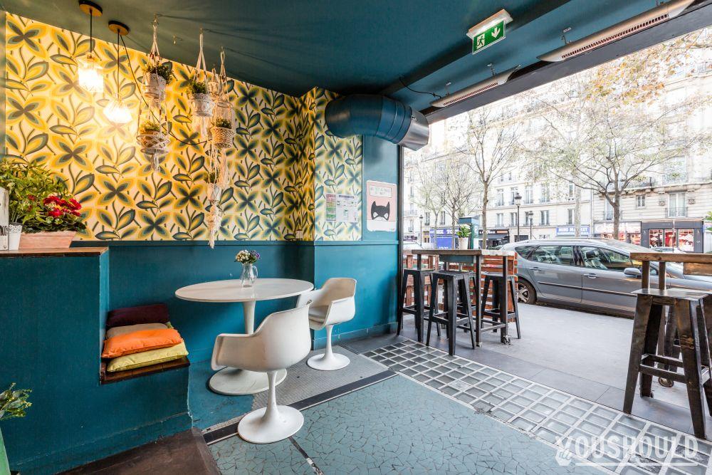 Photo du bar à réserver ou privatiser Le Boucan