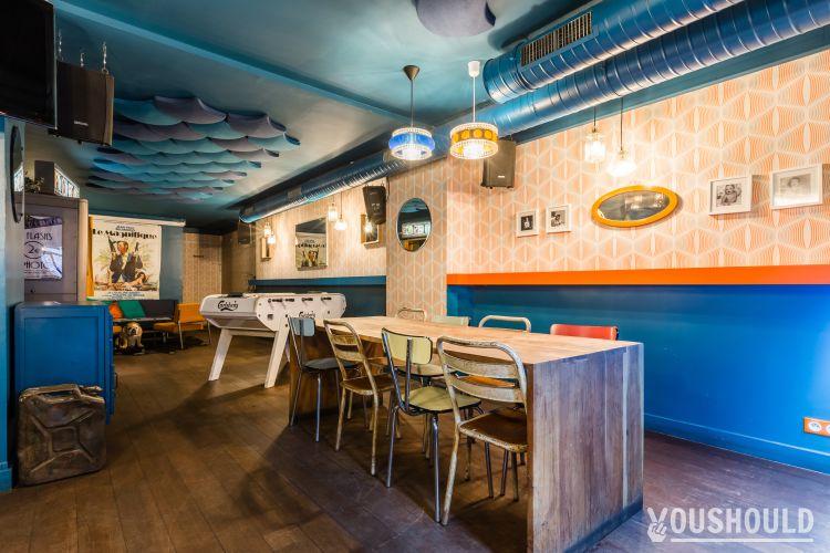 Le Boucan - Les meilleures offres de réservation ou de privatisation de bars à Paris