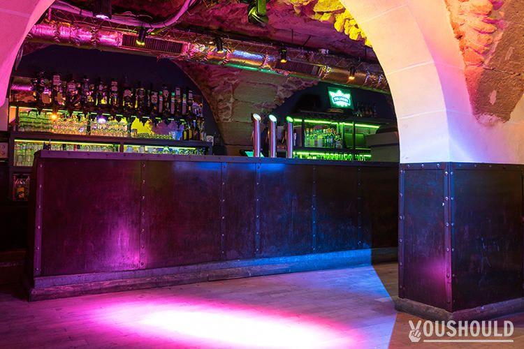 Le Cavern - Top 10 des bars rock à Paris