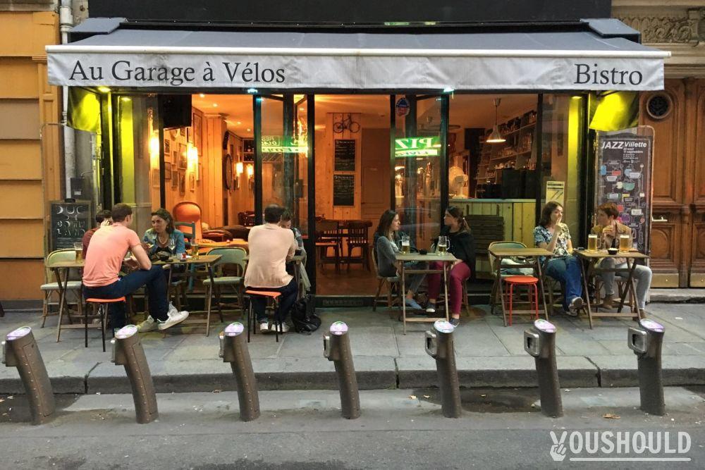 Photo du bar à réserver ou privatiser Au Garage à Vélos