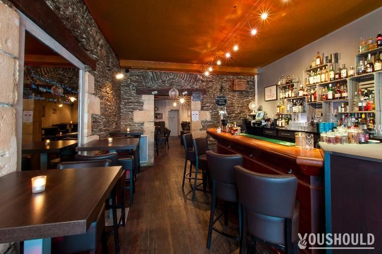Le Bootlegger - Top des bars les plus sympathiques à Nantes
