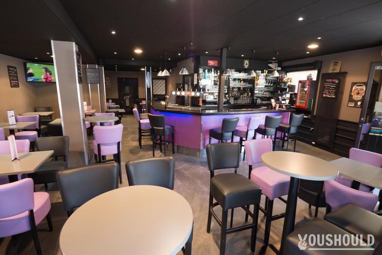 Le Zola bar - Organiser une conférence