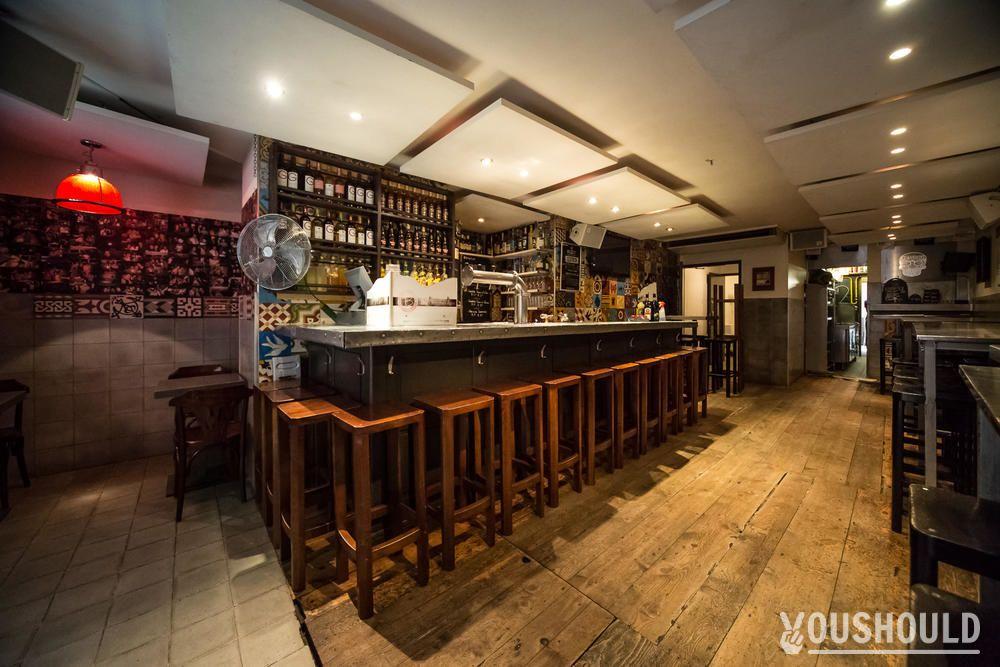 Photo du bar à réserver ou privatiser Borriquito Café