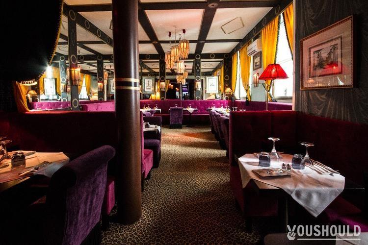 L'empire du 8ème - Réserver ou privatiser un bar aux Champs Elysées