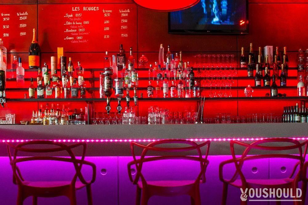 Photo du bar à réserver ou privatiser Le Red Carpet