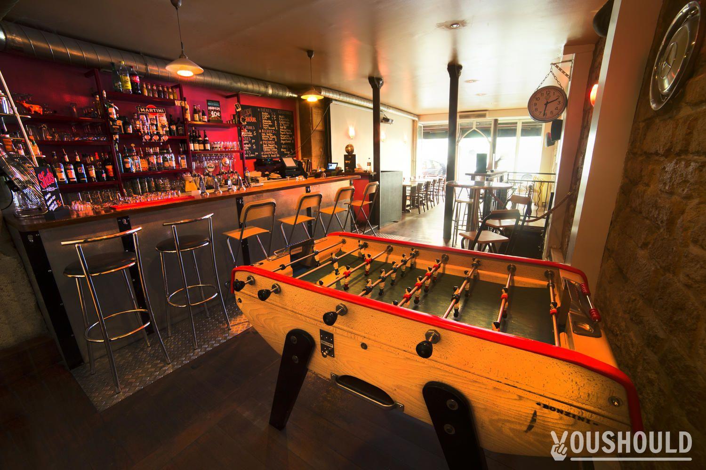 Top 12 des bars  où regarder l'Euro 2016 à Paris