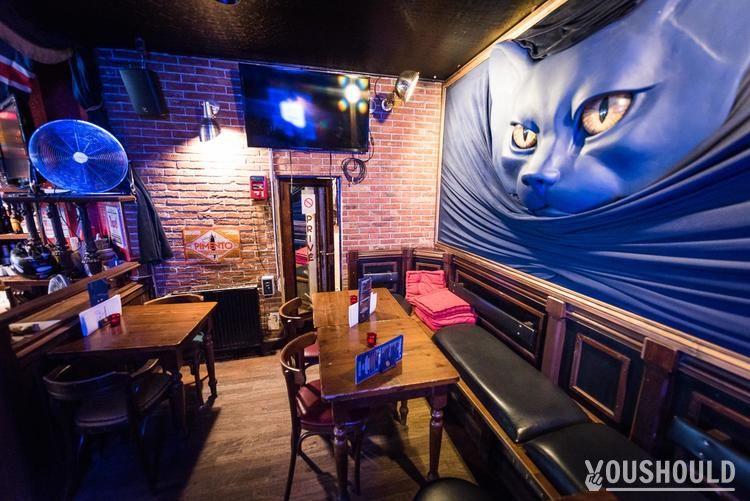 Thirsty Mad Cat - Meilleurs bars à Réserver ou Privatiser pour Halloween