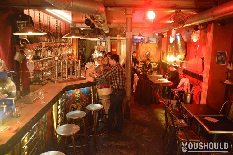 Cantada II - Top des bars à réserver ou privatiser gratuitement ouverts toute la nuit