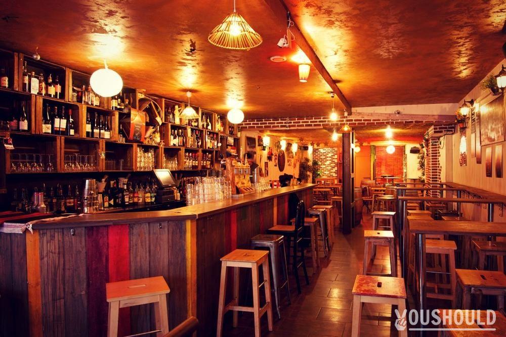 Photo du bar à réserver ou privatiser Le Carlie