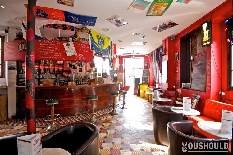 Les Tontons bringueurs - Top 10 des bars rock à Paris