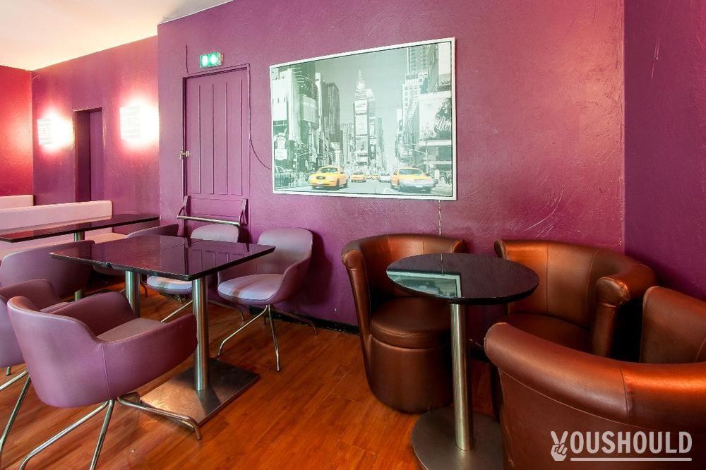 Photo du bar à réserver ou privatiser Le L8