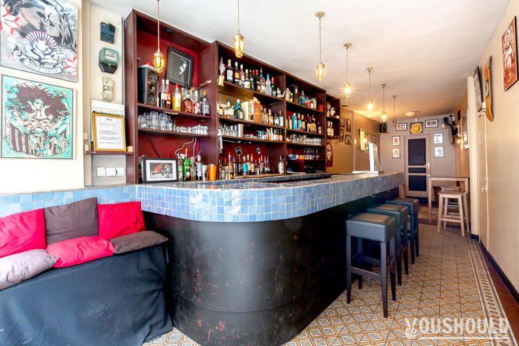 ZELDA - Réserver ou privatiser un bar dans le 10ème arrondissement de Paris