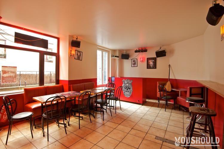 Zak Bar - Réserver ou privatiser un bar à Ménilmontant