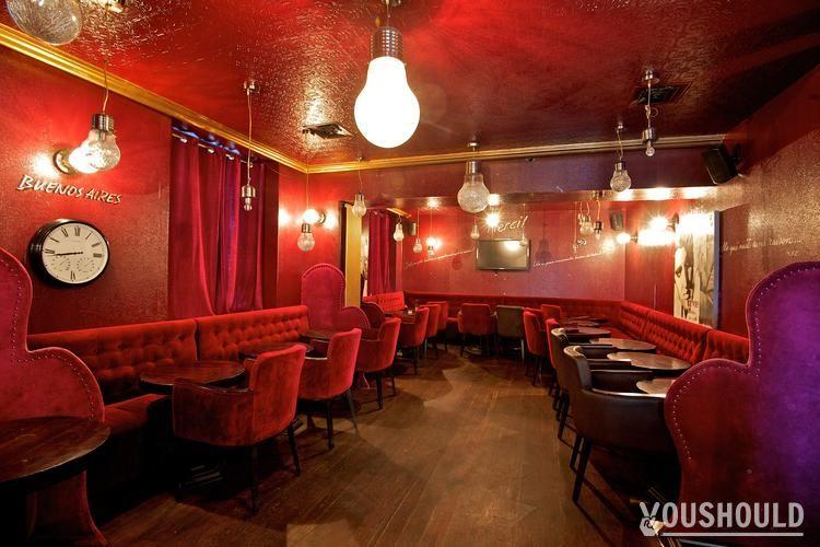 Bistrot Cockney - Top des bars à réserver ou privatiser gratuitement ouverts toute la nuit