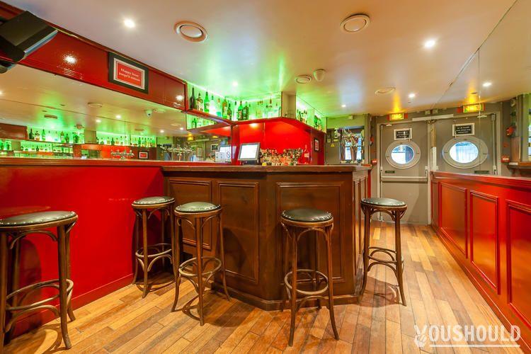 La Cave Saint Germain - TOP des bars pour fêter Halloween 2015