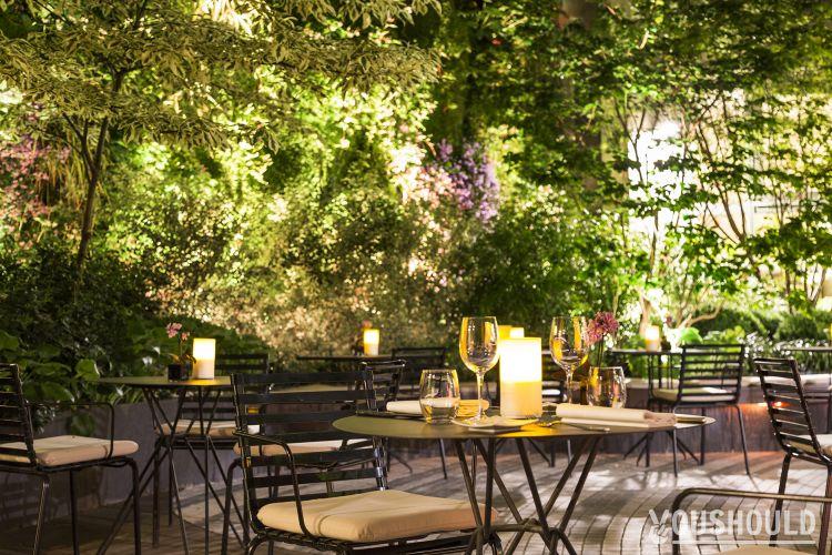 Le Jardin Privé - Bars à privatiser à Châtelet Les Halles Paris