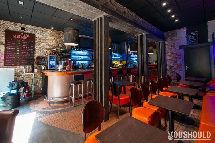 La Réserve - Top des bars Nantais pour faire la fête