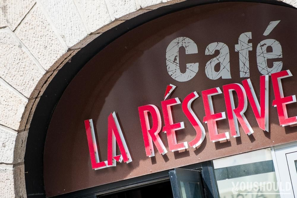 Photo du bar à réserver ou privatiser La Réserve