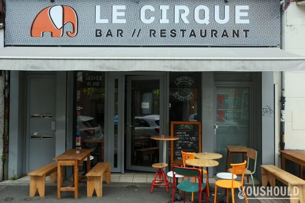 Photo du bar à réserver ou privatiser Le Cirque