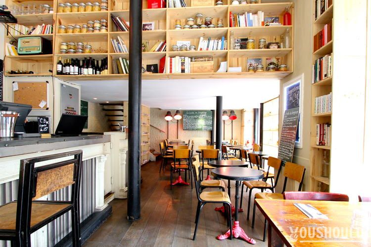 L'Engrenage Bistrot - Réserver ou privatiser un bar - Rue Montorgueil