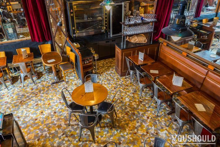 Café Charbon - Organiser son anniversaire entre 30 et 60 ans