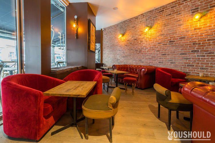 Le Saint - Réserver ou privatiser un bar dans le 11ème arrondissement de Paris.