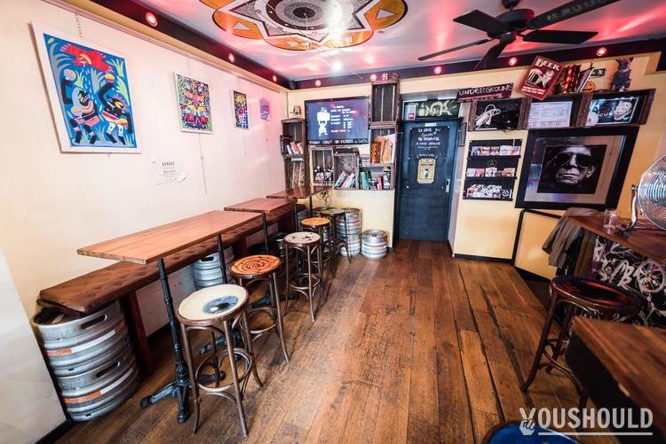 Le Sonar(t) - Meilleurs bars à Réserver ou Privatiser pour Halloween