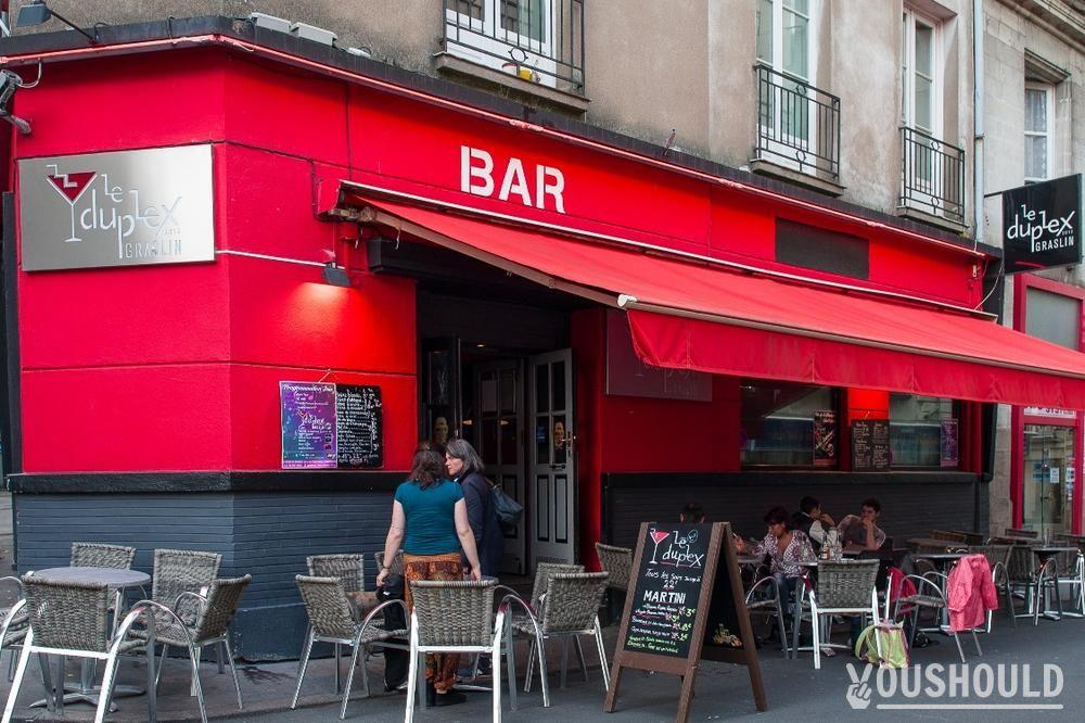 Photo du bar à réserver ou privatiser Le Duplex Graslin