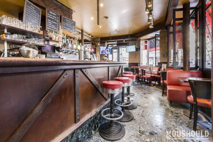 Le Renard - Réserver ou privatiser un bar dans le 4ème arrondissement de Paris