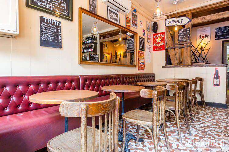 Tagada Bar - Réserver ou privatiser un bar à Montmartre