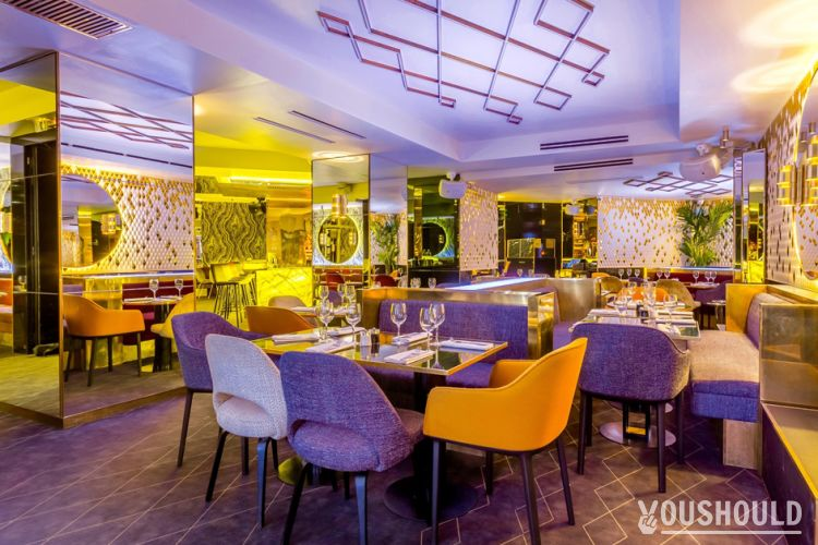 Yeeels - Réserver ou privatiser un bar aux Champs Elysées