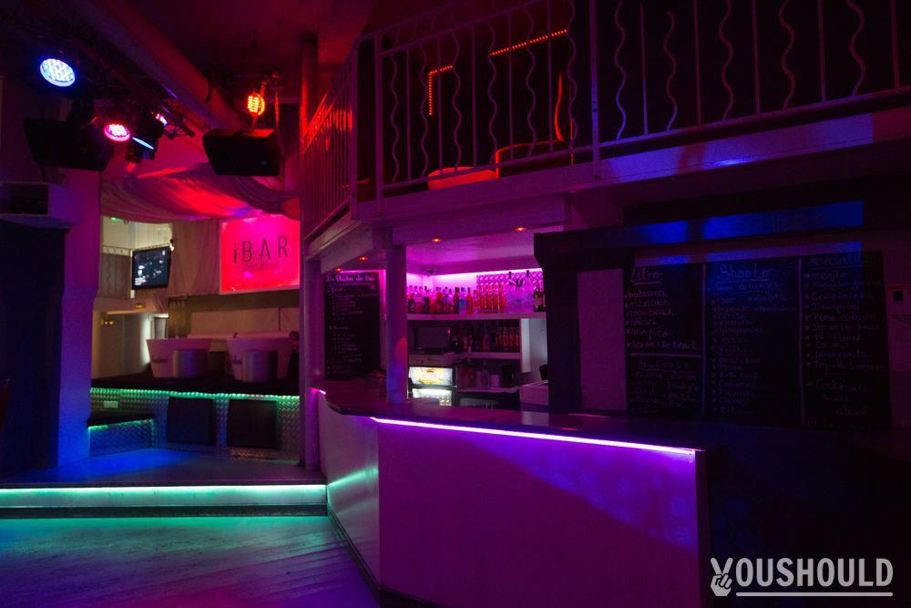 Photo du bar à réserver ou privatiser IBar