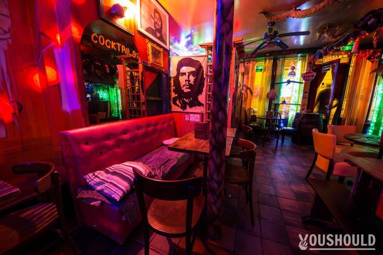 Le Crocodile Vert - Top 10 des bars latino à Paris