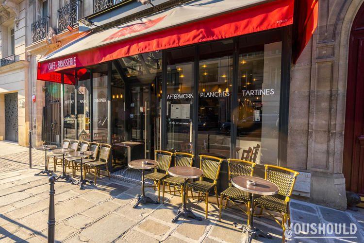 Le Café Boetie - Organiser un Afterwork