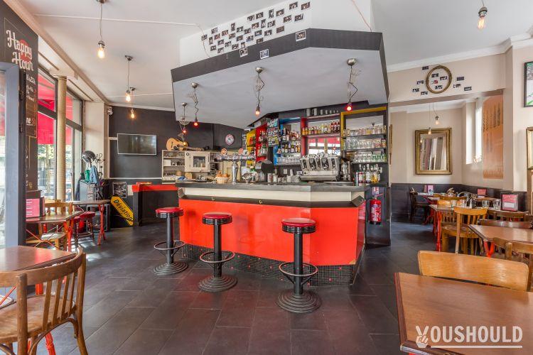 Café Custine - Réserver ou privatiser un bar à Montmartre