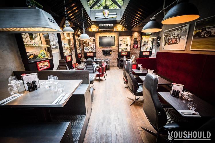 Café Auto Passion - Top des Bars Originaux à découvrir sur Paris