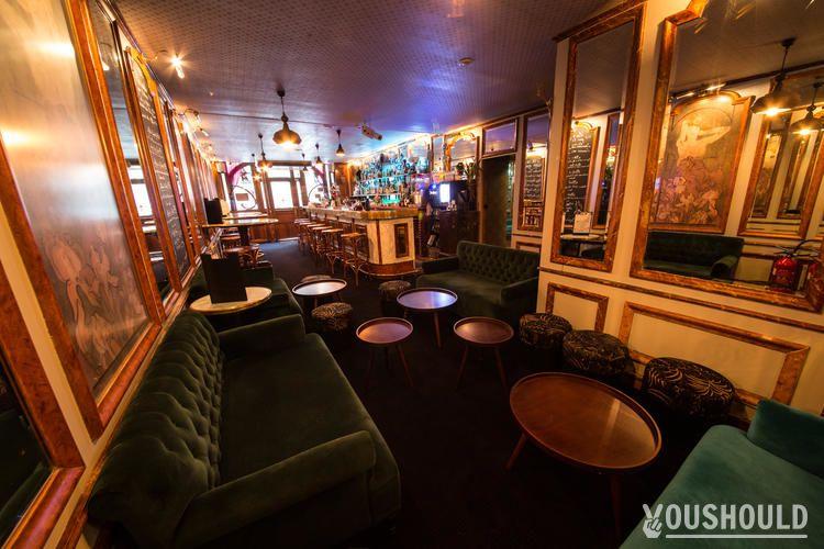 Dr Lupin - Meilleurs bars à Réserver ou Privatiser pour Halloween