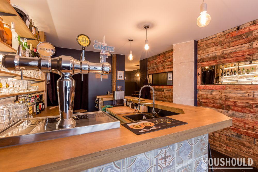 Photo du bar à réserver ou privatiser Le Dagobert