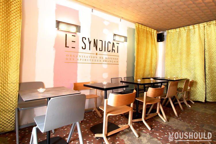 Le Syndicat - Réserver ou privatiser un bar dans le 10ème arrondissement de Paris