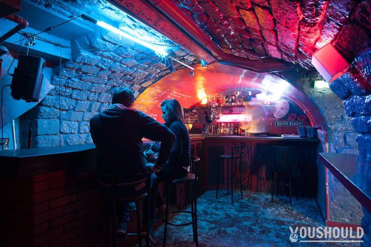 Le Test - Meilleurs bars à Réserver ou Privatiser pour Halloween