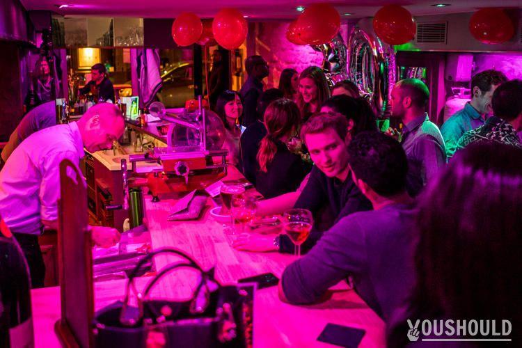 Le 12 - TOP des bars pour fêter Halloween 2015