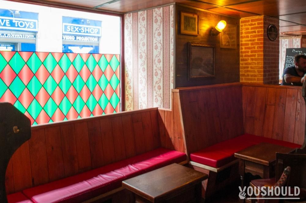 Photo du bar à réserver ou privatiser Le Green Sheep