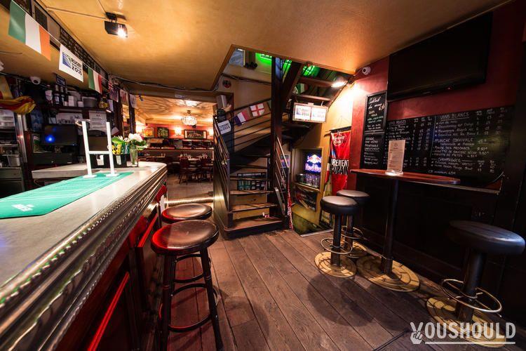 Café Six - TOP des bars pour fêter Halloween 2015