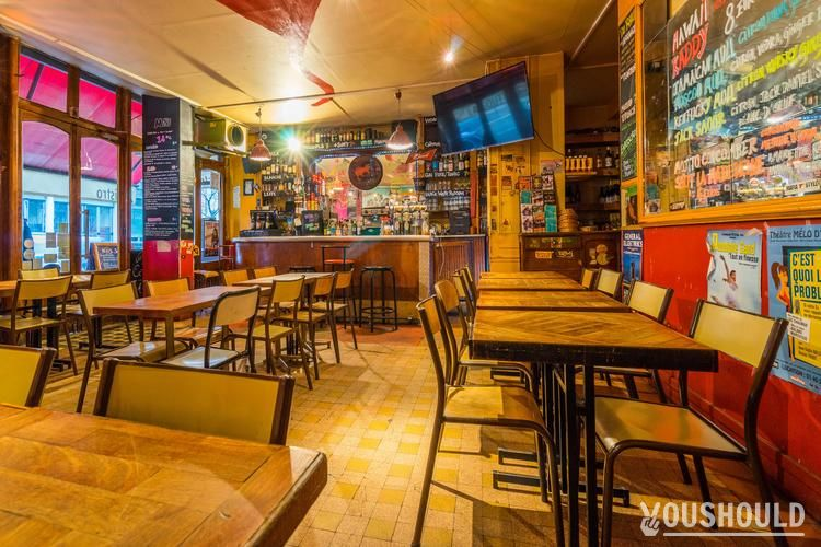 La Gouttière - Réserver ou privatiser un bar dans le 11ème arrondissement de Paris.