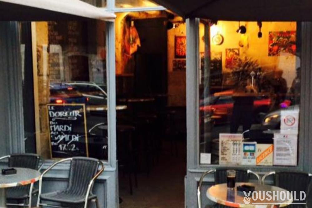 Photo du bar à réserver ou privatiser Le Doreur