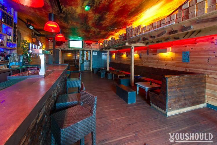 La Scierie - Top des bars Nantais pour faire la fête